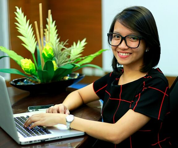 Chariz Manio of BMG Outsourcing